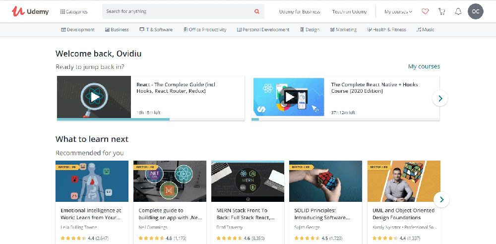 udemy-homepage-preview