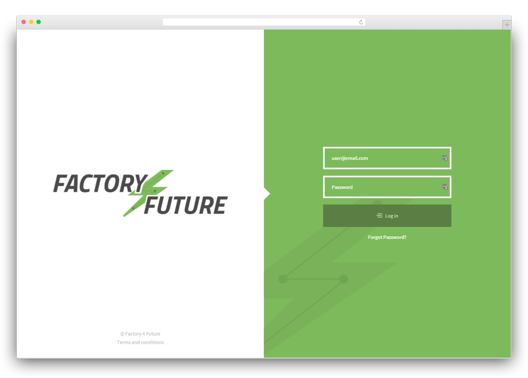 Factory4Future - Preview 4